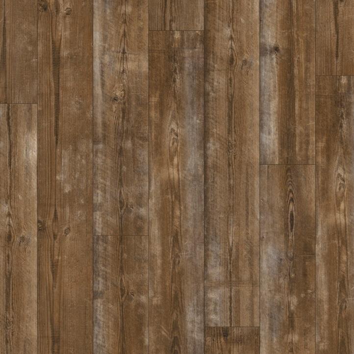 Виниловое напольное покрытие Quick-Step Pulse Click PUCL40075 Коричневая сосна