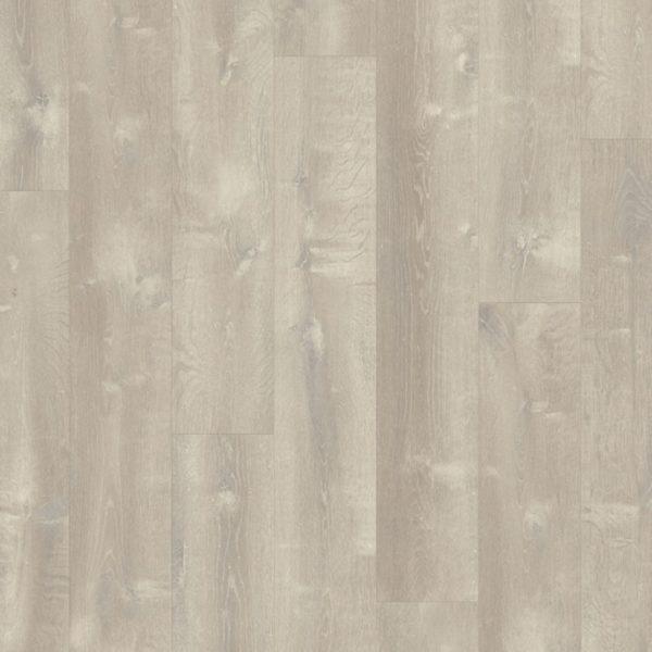 Виниловое напольное покрытие Quick-Step Pulse Click PUCL40083 Дуб песчаный теплый серый