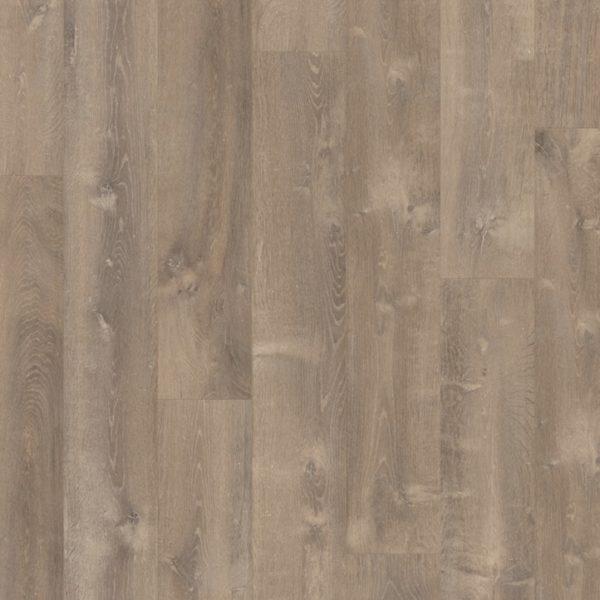 Виниловое напольное покрытие Quick-Step Pulse Click PUCL40086 Дуб песчаный теплый коричневый