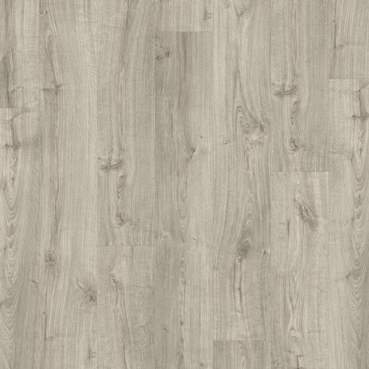 Виниловое напольное покрытие Quick-Step Pulse Click PUCL40089 Дуб осенний теплый серый