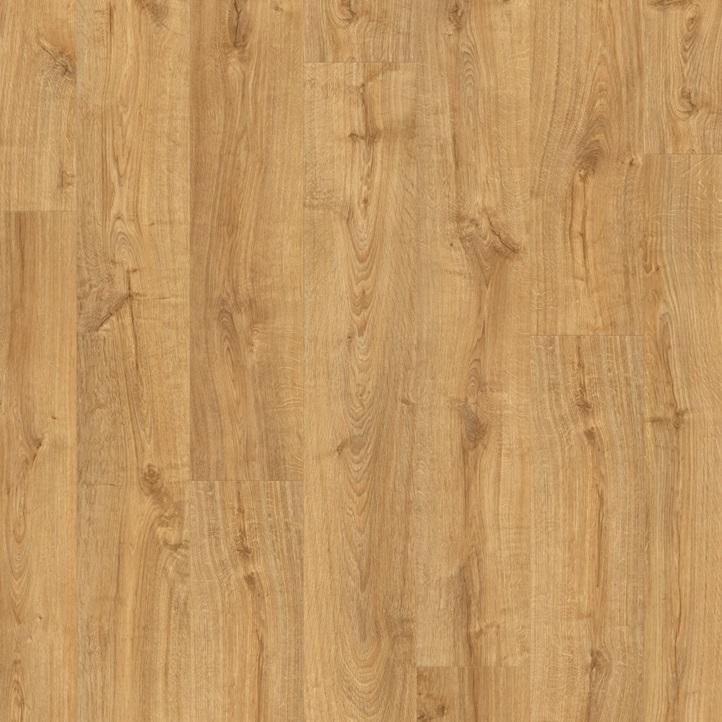 Виниловое напольное покрытие Quick-Step Pulse Click PUCL40088 Дуб осенний медовый