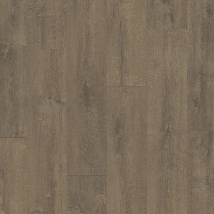 Виниловое напольное покрытие Quick-Step Balance Click BACL40160 Дуб бархатный коричневый