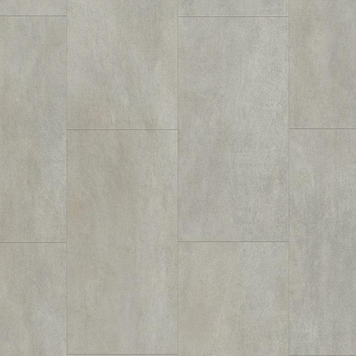 Виниловое напольное покрытие Quick-Step Ambient Click AMCL40050 Бетон тёплый серый