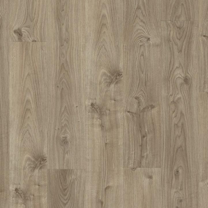 Виниловое напольное покрытие Quick-Step Balance Glue Plus BAGP40026 Дуб коттедж серо-коричневый
