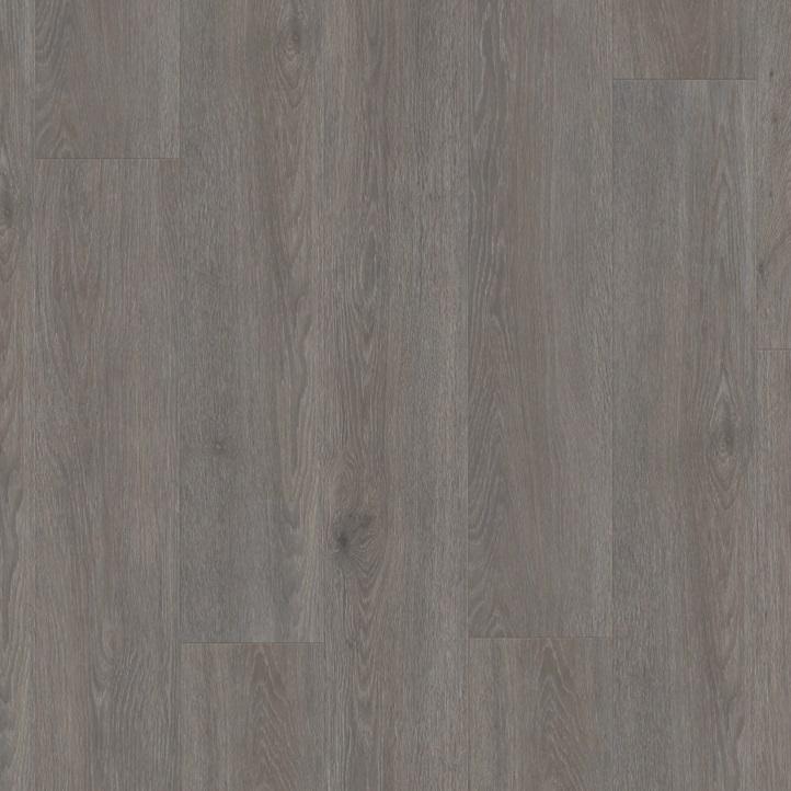 Виниловое напольное покрытие Quick-Step Balance Glue Plus BAGP40060 Дуб шелковый темно-серый